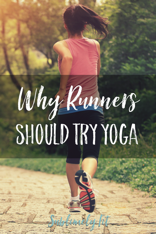 Why Runners Should Try Yoga