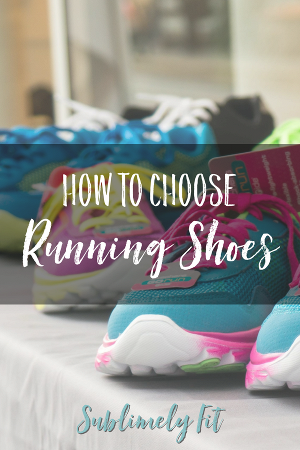 How to Choose Running Shoes: Tips from a pro.