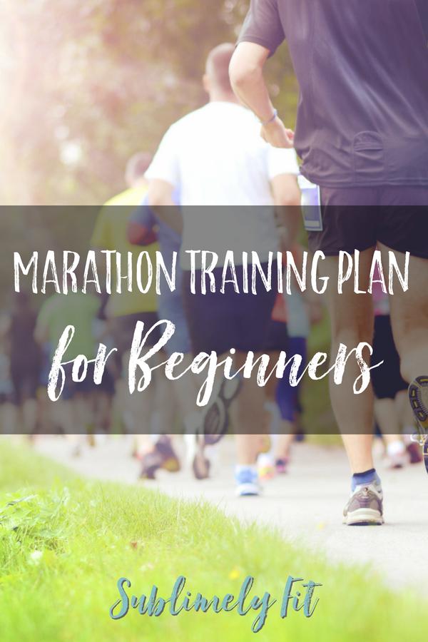 18-Week Marathon Training Plan for Beginners
