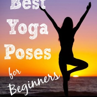 The best yoga poses for beginners. The best yoga poses for beginners. These are less challenging poses that will build strength for more advanced poses as you build your yoga practice.