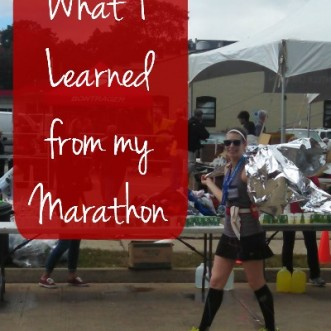 Running with the Sunrise: What I learned from my marathon