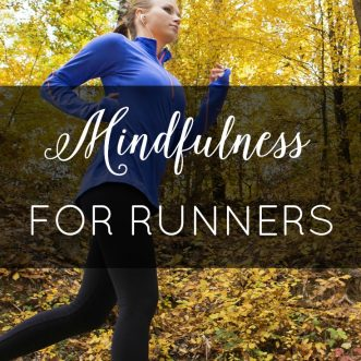 mindfulness for runners