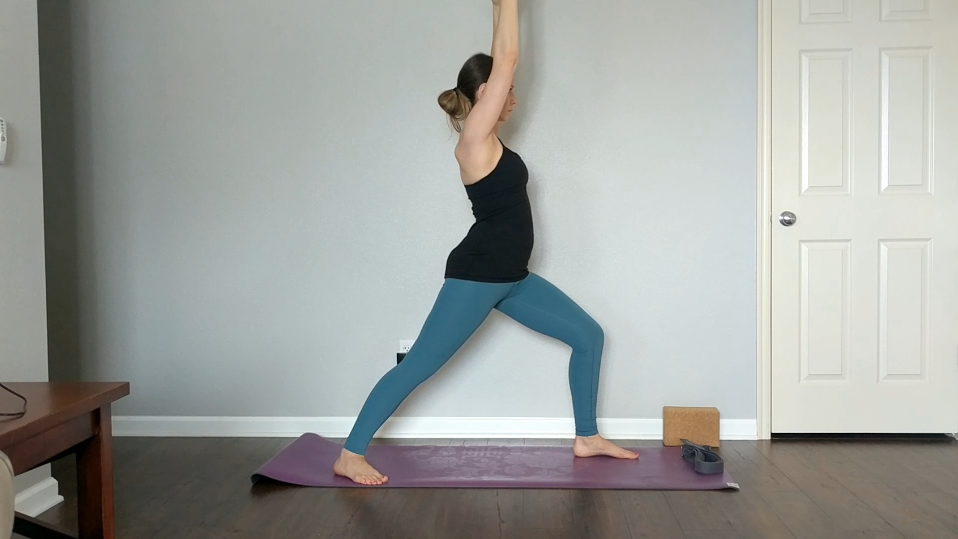 Calf Stretches! Yoga Poses for Tight Calves: Five great yoga poses to help you stretch out your calves. Perfect for runners or anyone with tight calf muscles!