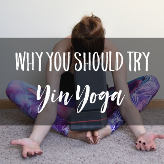 Why you should try yin yoga: what is yin yoga and how will it help you be a happier, calmer person?