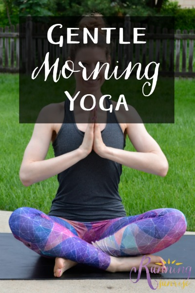 Gentle morning yoga: Poses to help you loosen up after you wake up.