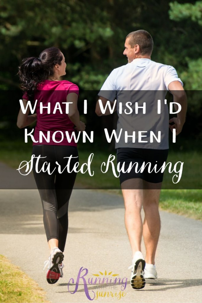What I wish I'd known when I started running: the mistakes I made when I was a beginner, which might help you become a better runner, too.