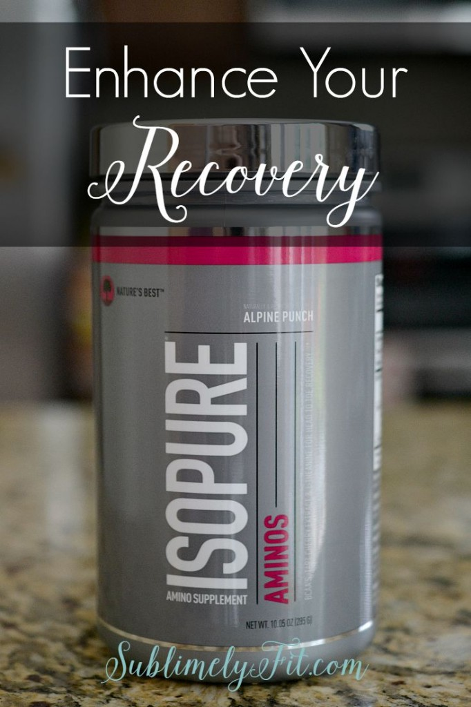 Enhance Your Recovery