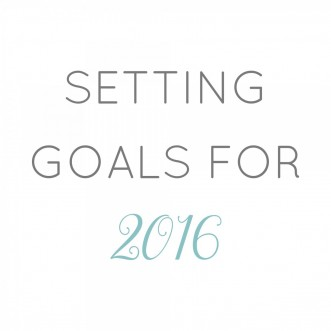 Have you set your goals for 2016? Follow these tips to help make 2016 your best year yet!
