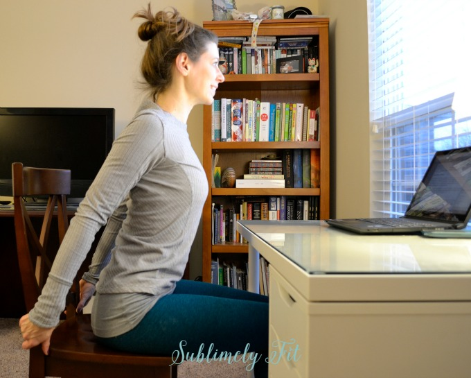 Yoga at Work: Yoga Poses You Can Do at Your Desk