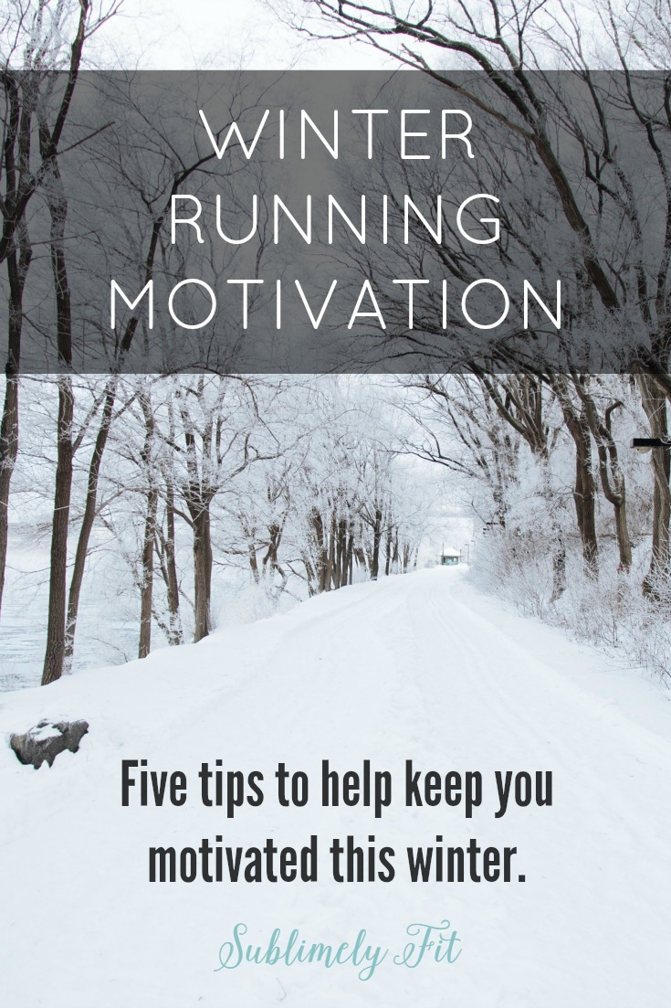 My Winter Running Motivation: How I stay motivated to run during the cold winters in Chicago. Hopefully these tips will help you get motivated to run in the winter, too!