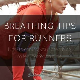 Breathing Tips for Runners. Learn how to better control your breath to make running more comfortable.