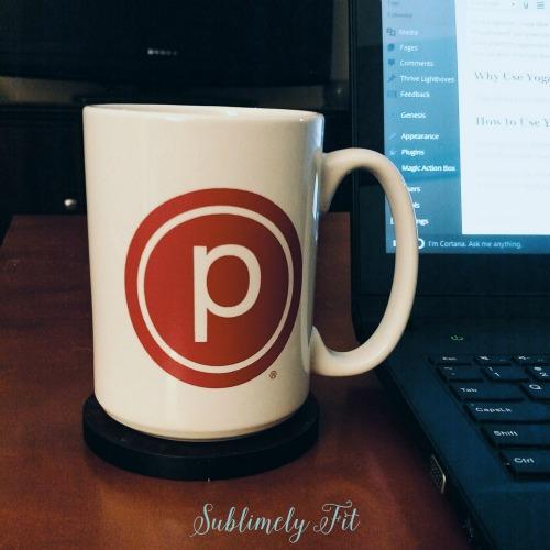 circle p mug