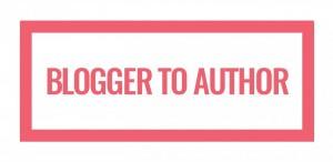 blogger to author logo
