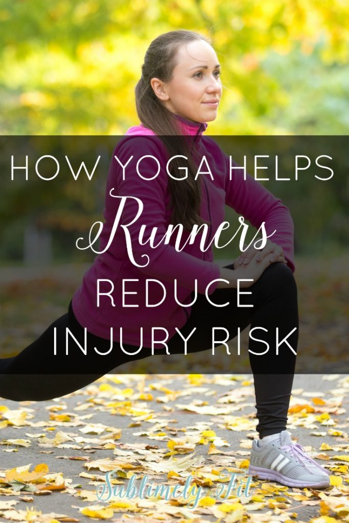 Read about the three ways how yoga helps runners reduce their injury risk.