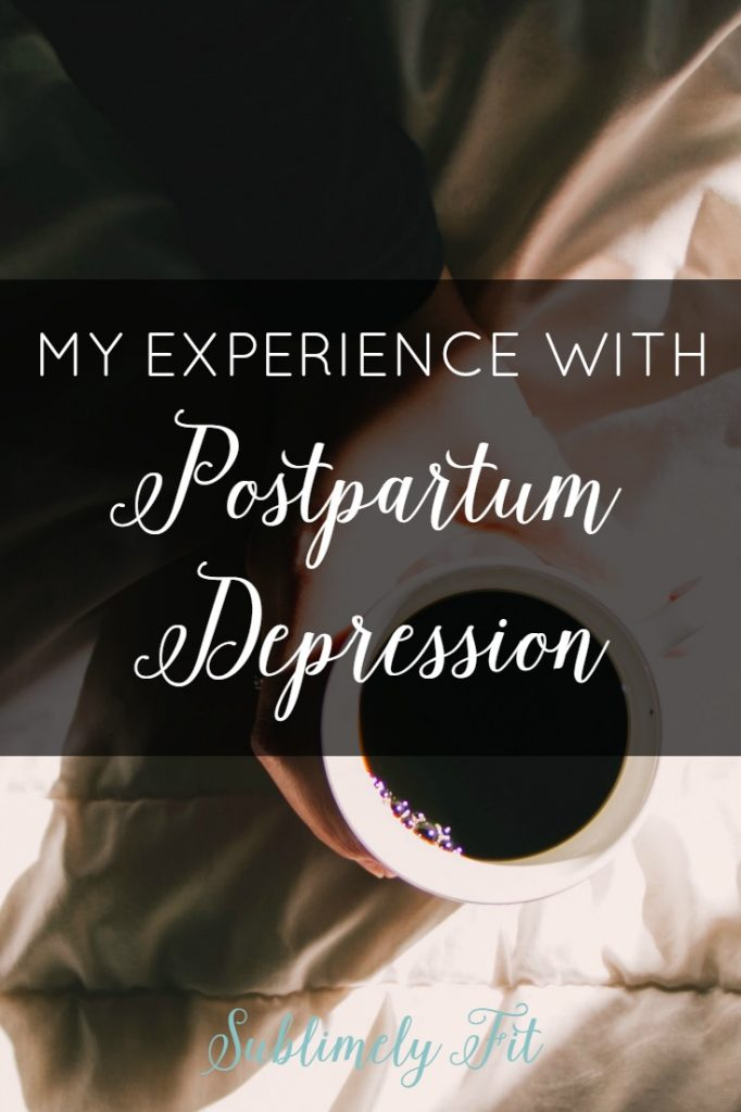 My Experience with Postpartum Depression - One blogger's experience with PPD and three tips for new moms who may be at risk.