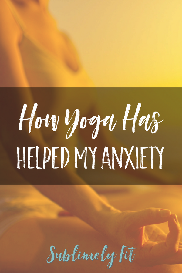 My personal struggle with anxiety disorder and how yoga has helped me cope with it. I share some important tips to help you use yoga for stress reduction.