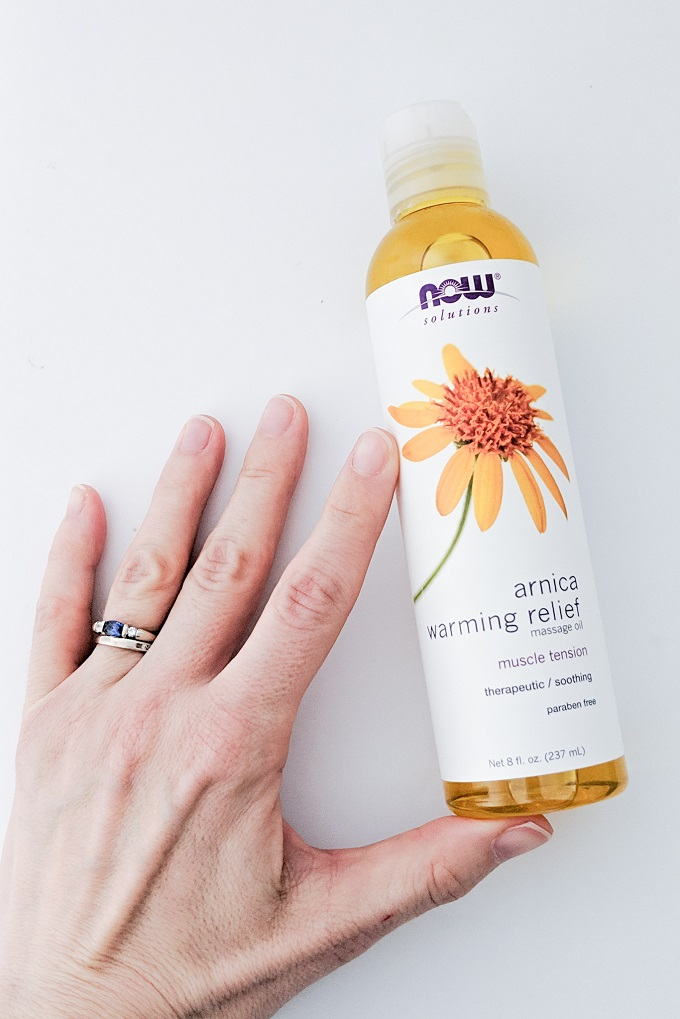 How to Relieve Sore Muscles Naturally - Arnica